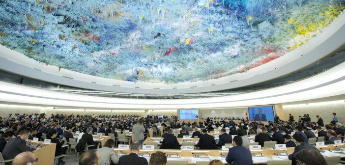 36° Consiglio dei Diritti Umani – Ginevra