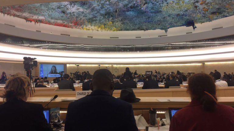40th Session of Human Rights Council